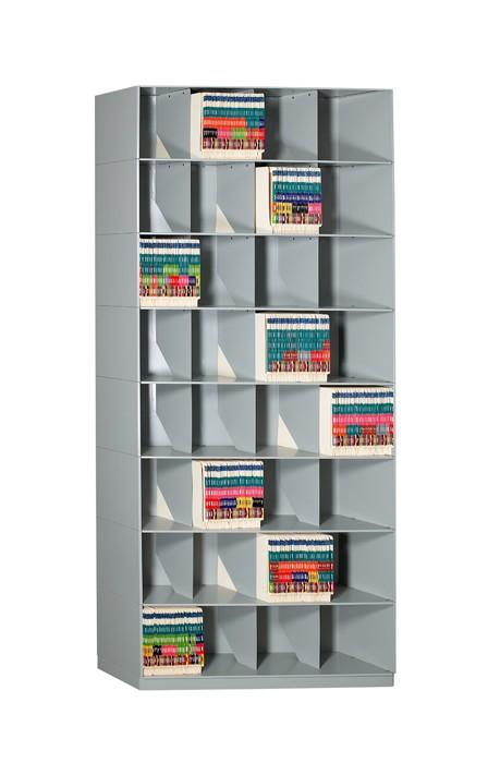 Used Medical Chart Filing Cabinets ~ Slanted stackable shelving cabinets angled jeter slant