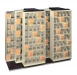 Movable Lateral Shelving