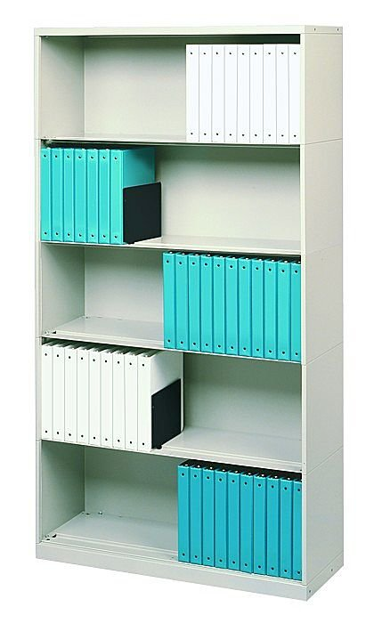 Medical Chart Binder Storage Shelving Cabinet Franklin