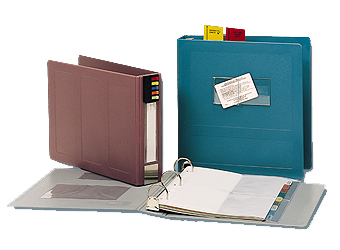 Medical Chart Ring Binders - Molded Patient Ringbooks | Franklin ...