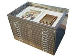 Montel Viking Esaver Museum Shelving Cabinet Storage